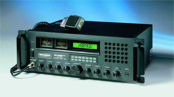Galaxy 25Big Base Modern CB radio -